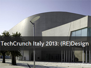 TechCrunch Italy 2013 – (RE)DESIGN