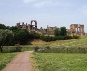Inaugurazione Giardino dei Patriarchi Villa dei Quintili 2013
