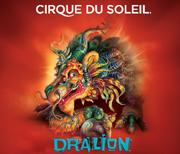 Cirque du Soleil Dralion 2013
