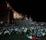 Maxi schermi Mondiali 2014 Roma