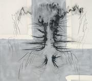 Giacinto Cerone. Il massimo dell'orizzontale. Opere su carta 2014