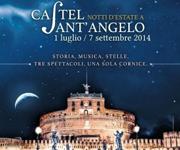Notti d'Estate a Castel Sant'Angelo 2014