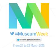 Museum Week Twitter 2015