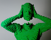 The Art of the Brick Roma 2015