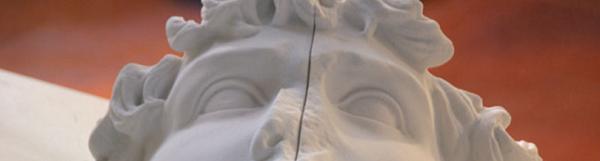Antinoo ritratto in due parti 2016