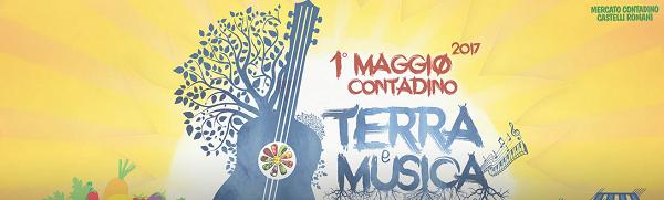 Primo maggio contadinoTerra e Musica Capannelle 2017