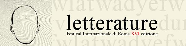 Letterature Festival Internazionale di Roma 2017