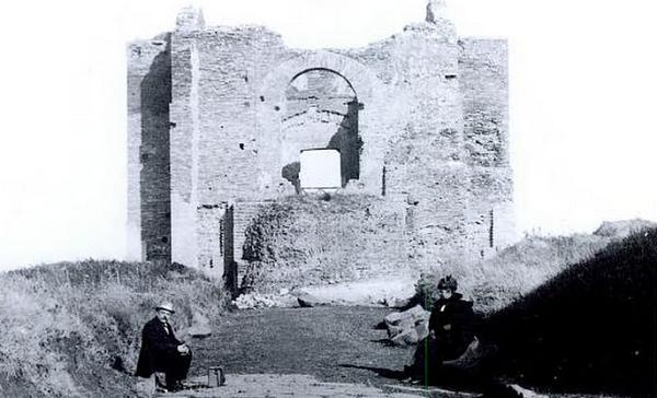 Appia Antica. Probabile riacquisizione del Sepolcro di Sant'Urbano 2017