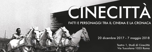 Cinecittà fatti e personaggi tra il cinema e la cronaca 2017-18