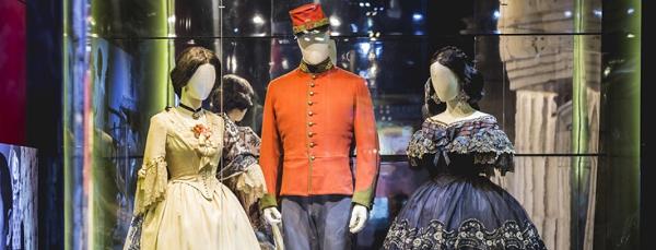 Cinecittà si Mostra amplia sezione costumi 2019