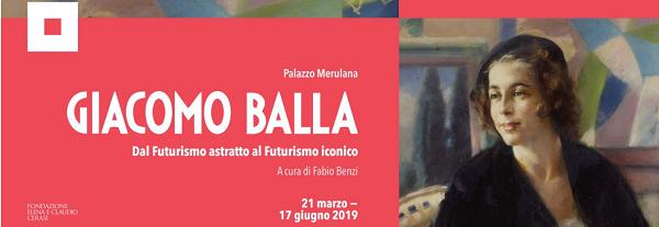 Giacomo Balla Palazzo Merulana 2019