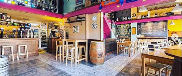 Sottosopra birreria pub Largo Spartaco