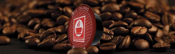Capsule e cialde caffé Roma