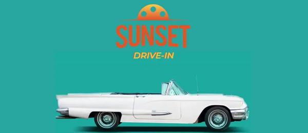 Arena Sunset Drive in Cinecittà 2020