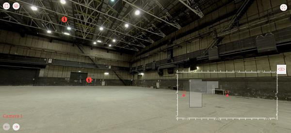 Studio 5 Cinecittà 360°