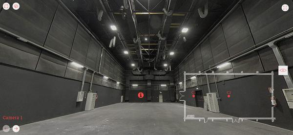 Studio 6 Cinecittà 360°