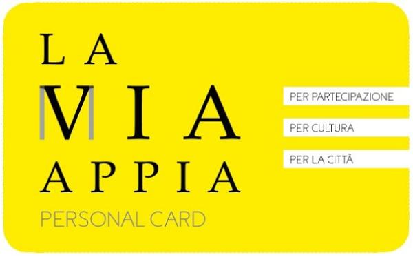 MIa Appia Card annuale