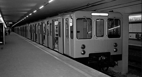 Metro A di Roma