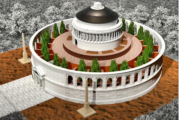 Riapre il Mausoleo di Augusto 2021 2